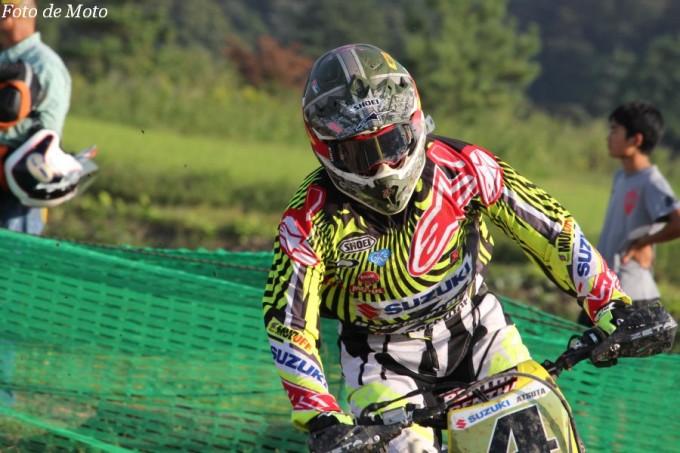 IA1 #4 Team SUZUKI 熱田 孝高 Suzuki RM-Z450WS