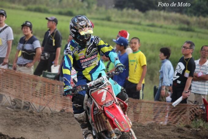 IA1 #7 SEKI Racing MotoRoman & KBF-RS 星野 優位 Honda CRF450R