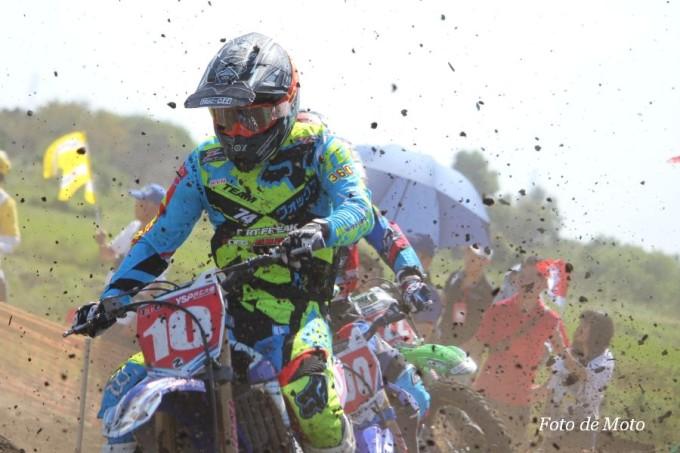 IA1 #10 YSP浜北大橋Racing · Muc-off 伊藤 正憲 Yamaha YZ450F