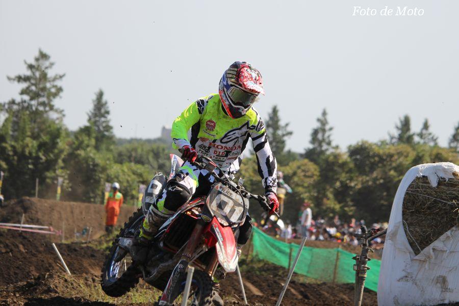 IA2 #01 N.R.T 古賀 太基 Honda CRF250R