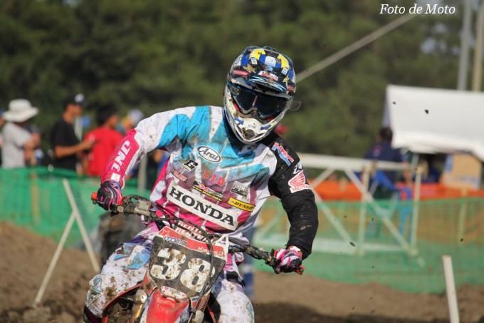 IA2 #38 Team ITOMO 小川 孝平 Honda CRF250R