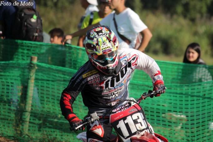 IA2 #113 TEAM ナカキホンダ 田中 雅己 Honda CRF250R