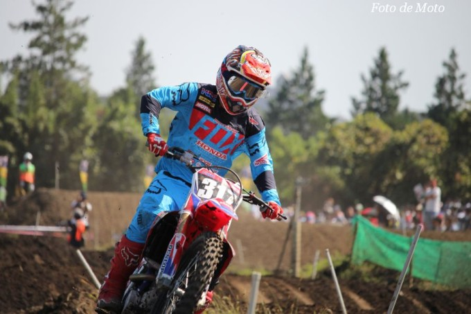IA2 #317 Team HRC 富田 俊樹 Honda CRF250RW