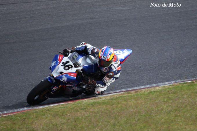 ST600 #46 タイ ヤマハタイランド Racing Team Decha KRAISART YAMAHA YZF-R6