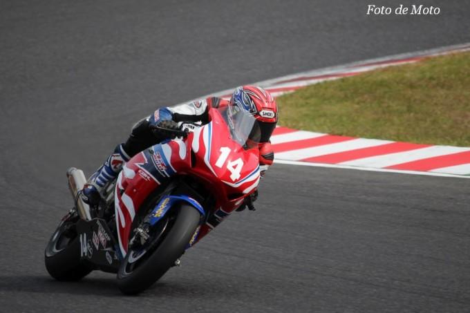 JSB1000 #14 Honda 熊本レーシング 小島 一浩 Honda CBR1000RR