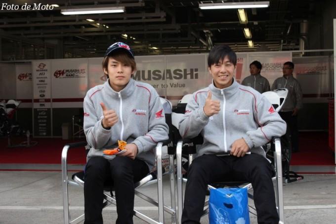 ST600 #82 MuSASHi RT Jr. 名越 哲平 Honda CBR600RR