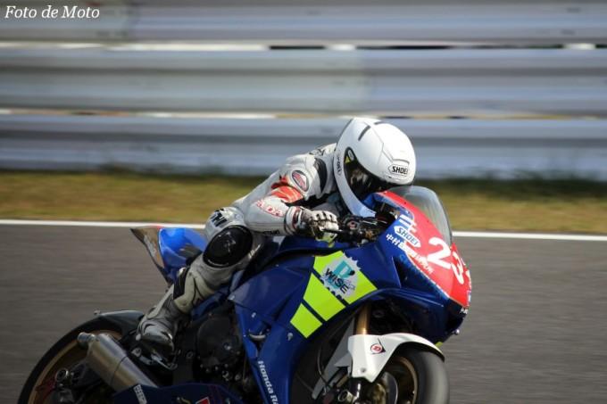 JSB1000 #23 ホンダドリーム高崎B'WISE RT中央前橋 清水 郁巳 Honda CBR1000RR