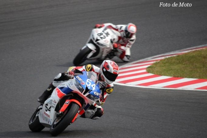 ST600 #54 Team RSC 田尻 克行 Honda CBR600RR