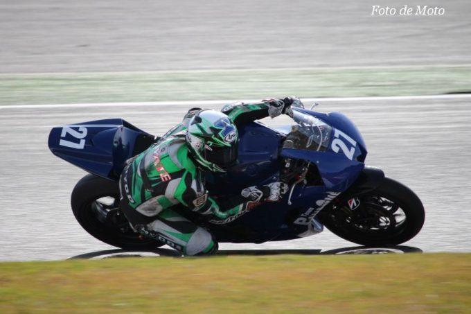 ST600 #27 Team Plusone 高橋 颯 Honda CBR600RR