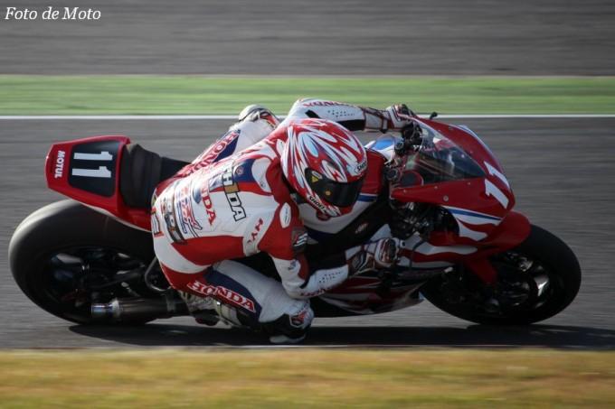 JSB1000 #11 Honda熊本レーシング 吉田 光弘 Honda CBR1000RR