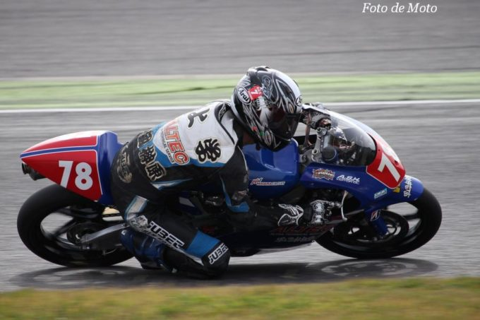 J-GP3 #78 UNLABEL TeamALTEC ASH 井上 学 Honda NSF250R