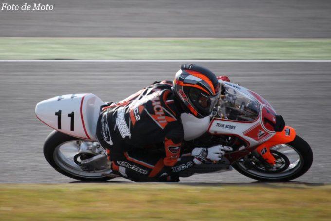J-GP3 #11 TEAM TEC2 & NOBBY 菊池 寛幸 Honda NSF250R