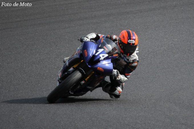 ST600 #14 伊藤レーシングGMDスズカ 前田 恵助 YAMAHA YZF-R6