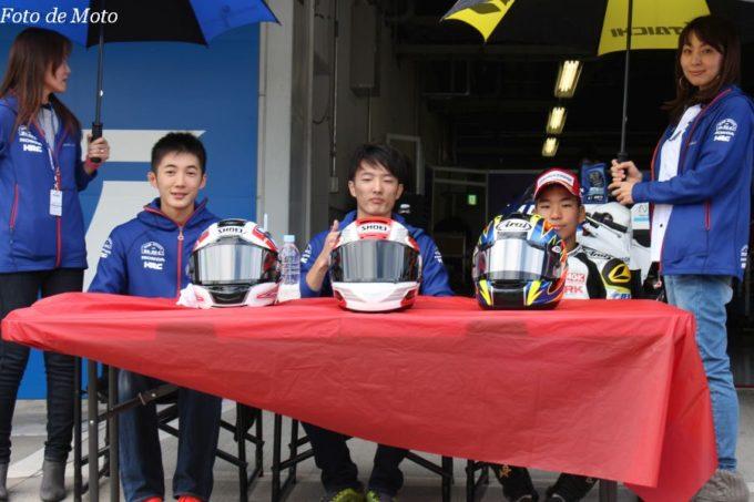 J-GP3 #39 Team RSC 真崎 一輝 Honda NSF250R