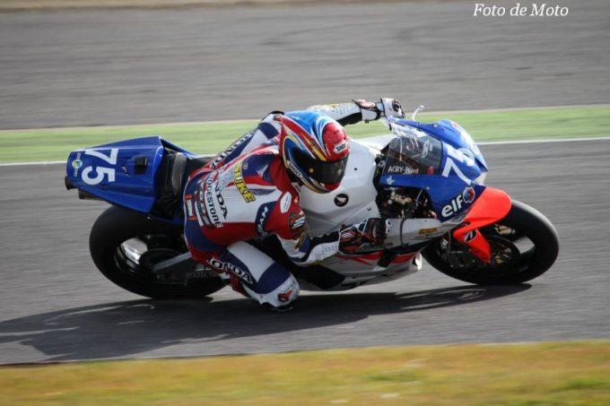 J-GP2 #75 Team 高武 RSC 作本 輝介 Honda CBR600RR
