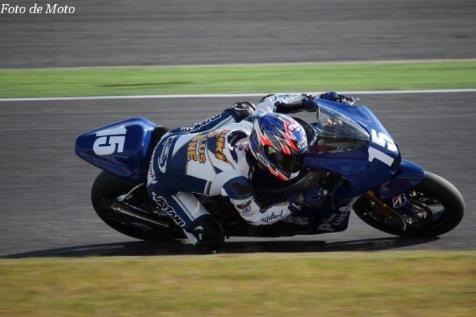 J-GP2 #15 Team Plusone 佐藤 太紀 Honda TSR 2
