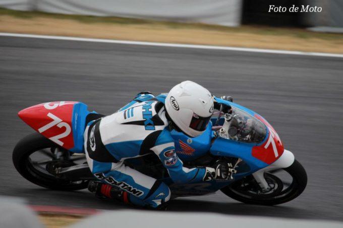 J-GP3 #72 KTR 鈴木 光来 Honda NSF250R
