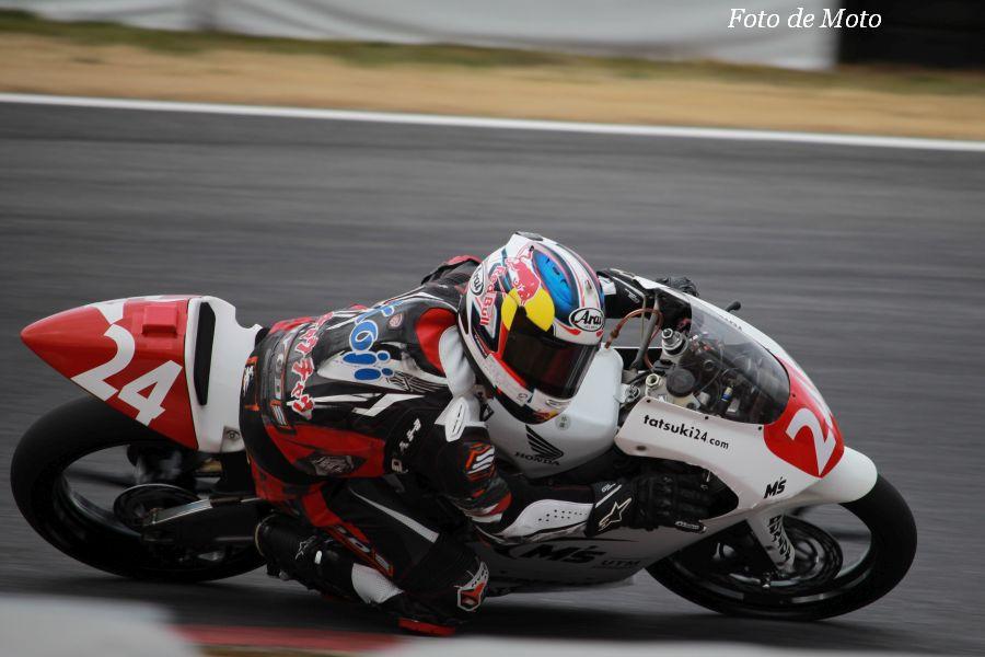 J-GP3 #24 M'sUTM'&チャウチャウ 平間 光司 Honda NSF250R
