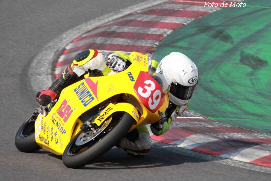 J-GP3 #39 ライダーズサロン横浜 五十嵐 翔希 Honda NSF250R
