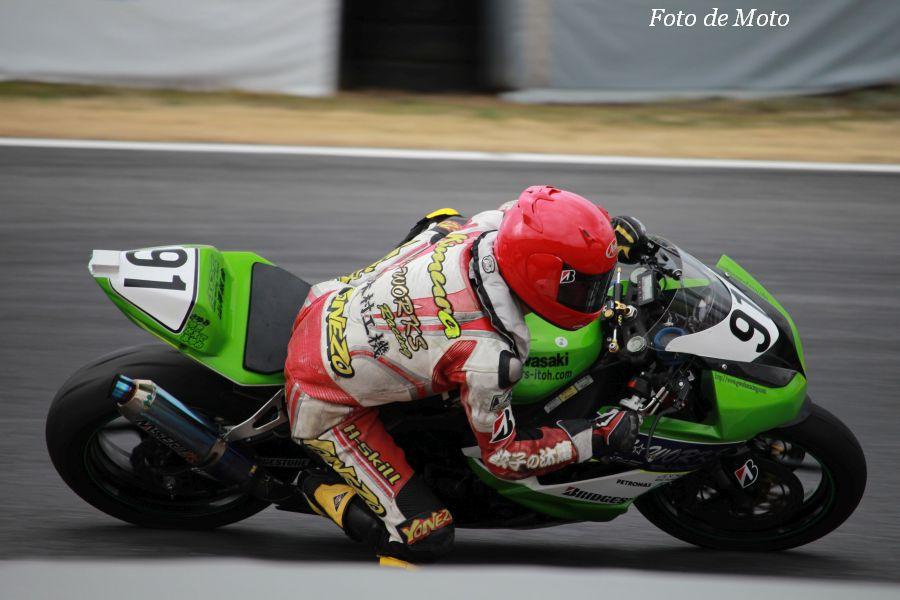 ST600N #91 G☆works Racing 木村 寿史 Kawasaki ZX-6R