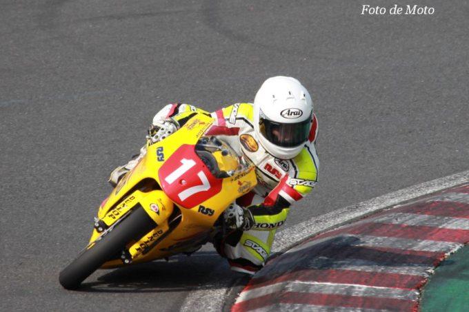 J-GP3 #17 ライダーズサロン横浜 木内 万絢 Honda NSF250R