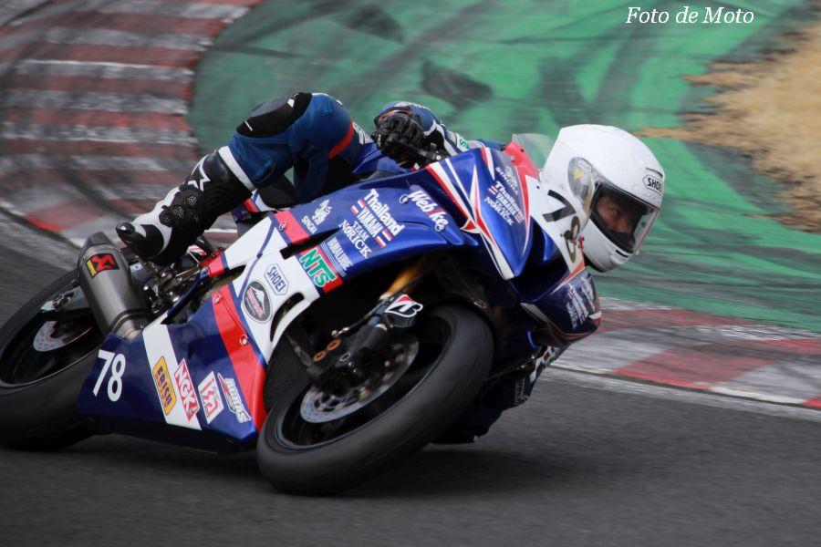 ST600N #78 YAMAHA THAILAND teamNorick KUBO KEMINTH Yamaha YZF-R6