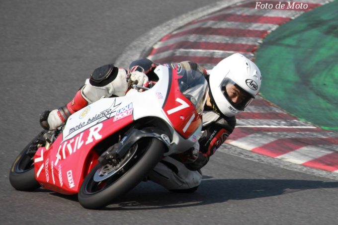 J-GP3 #71 メバル-R/モトバランス 本宮 賢 Honda NSF250R