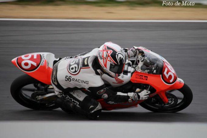 J-GP3 #56 56RACING 埜口 遥希 Honda NSF250R