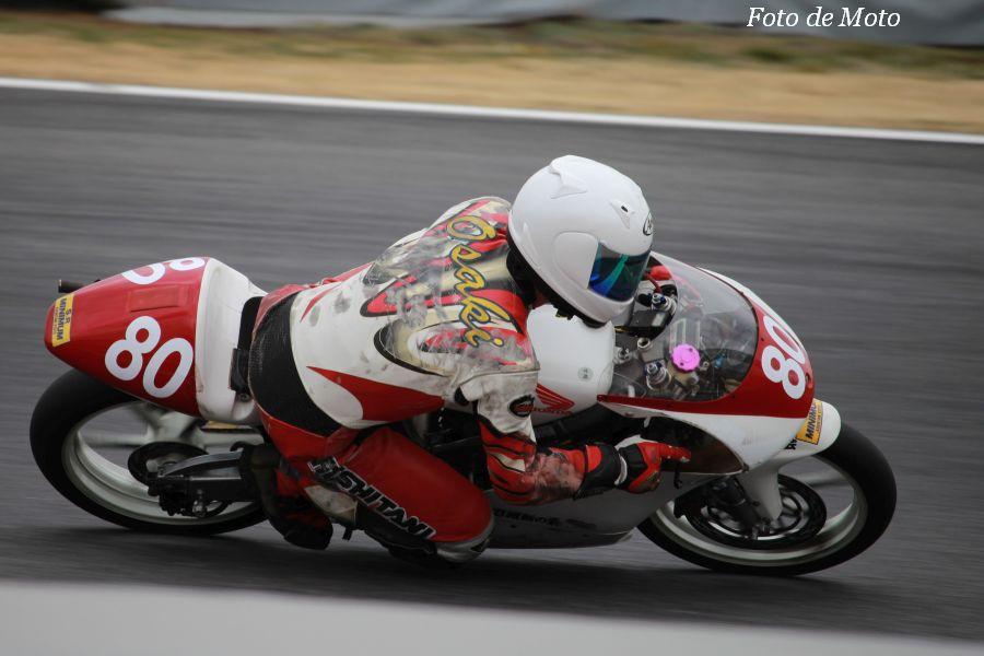 S80 #80 チームGP80+SRミニマム 大崎 雅弘 Honda CR