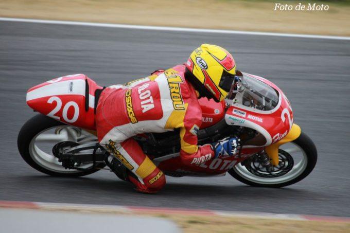 S80 #20 TeamPILOTA-Fine 佐藤 聡一郎 Honda RSCR85