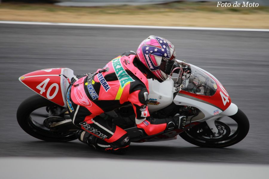 J-GP3 #40 メバルR☆インテグラル 塩川 正二郎 Honda NSF250R