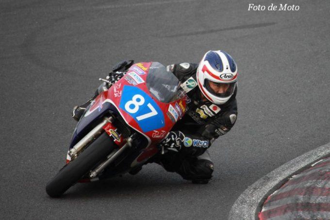 TC250 #87 協栄 どん つっちー ランディ 池上 義雄 Honda NS400R