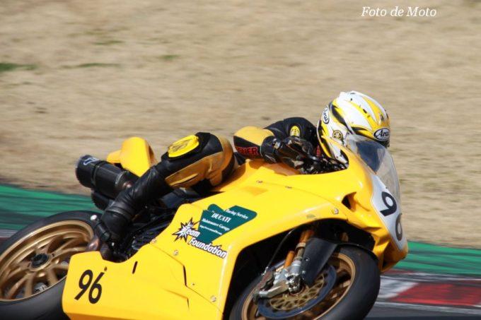 TC-Formula #96 HiRaNo&TFD&TK-CRAFT 舩木 弘之 Ducati 1098