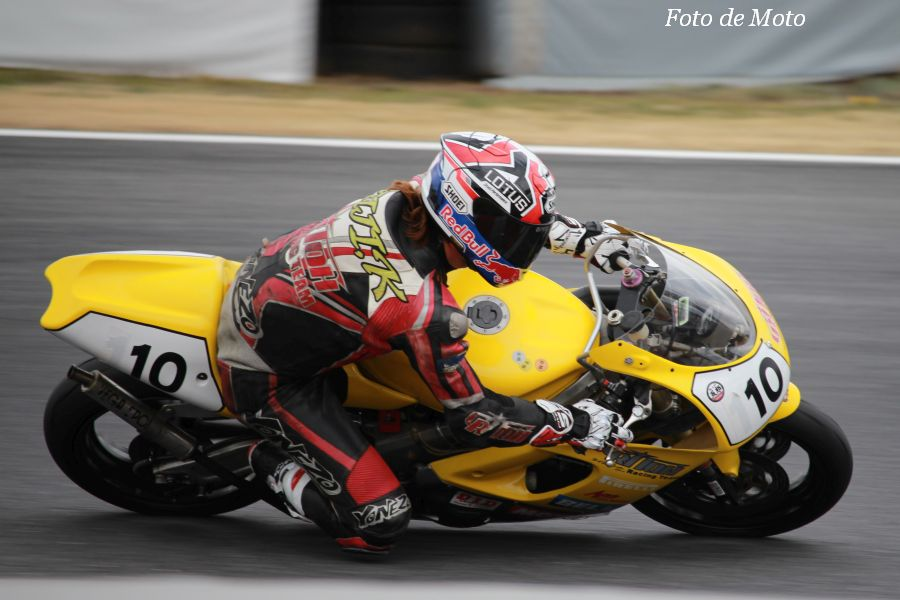 TC250 #10 サイクルロードイトーRT 近藤 清司 Suzuki RGV250Γ