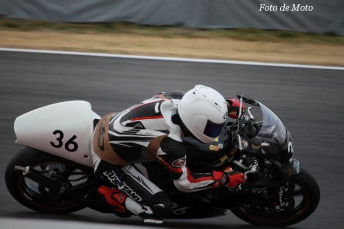 TC250 #36 モト·マグ 松田 明満 Yamaha TZR250SPR