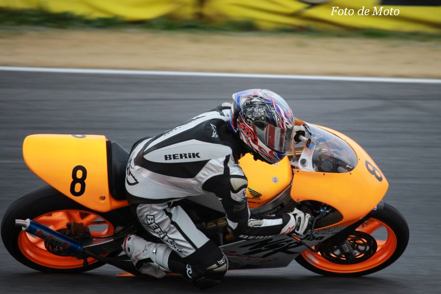 TC250 #8 151Aレーシング 高橋 雅徳 Honda NSR250R