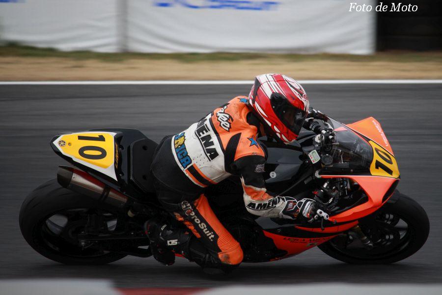 TC-Formula #10 リリカAMENA 武村 誠 Yamaha YZF-R1
