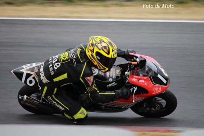 OPEN #16 yueレーシング&RH松島+NTR 市橋 貴志 Honda NSF100