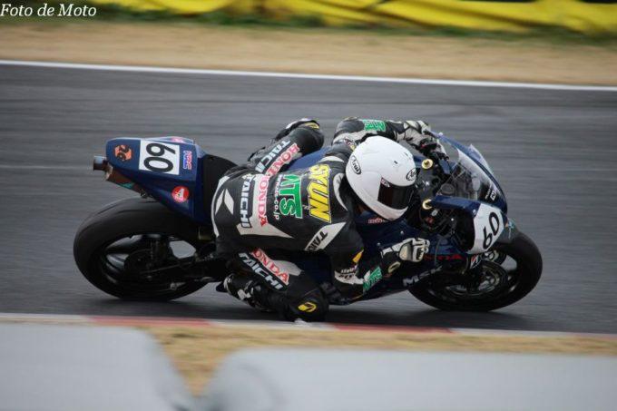 ST600(I) #60 亀井 駿 Honda CBR600RR T.Pro Innovation
