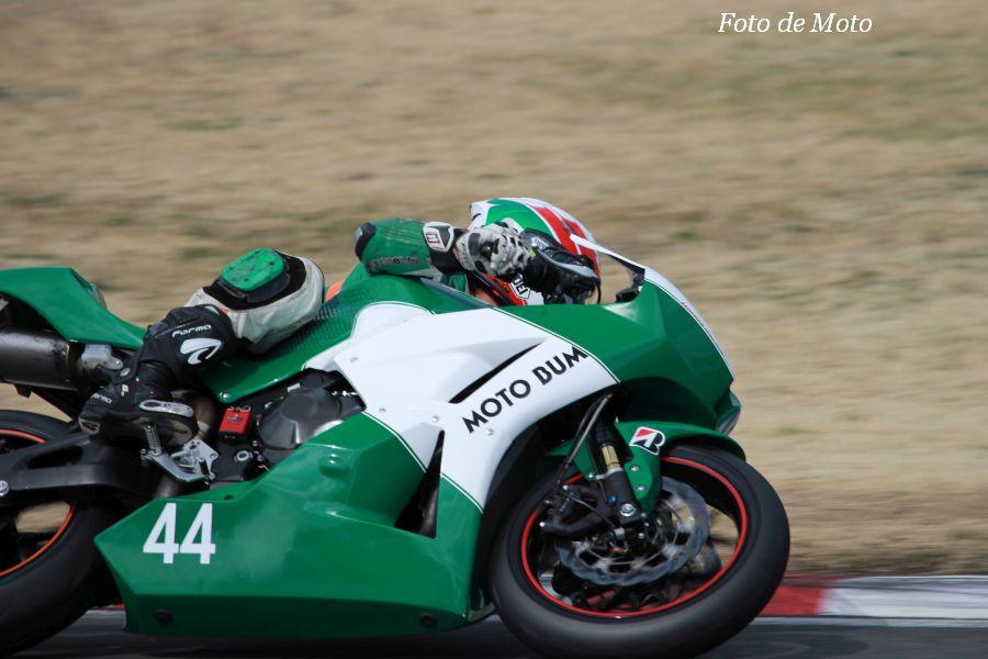 ST600(I) #44 MOTOBUM+SAI 松川 泰宏 Honda CBR600RR