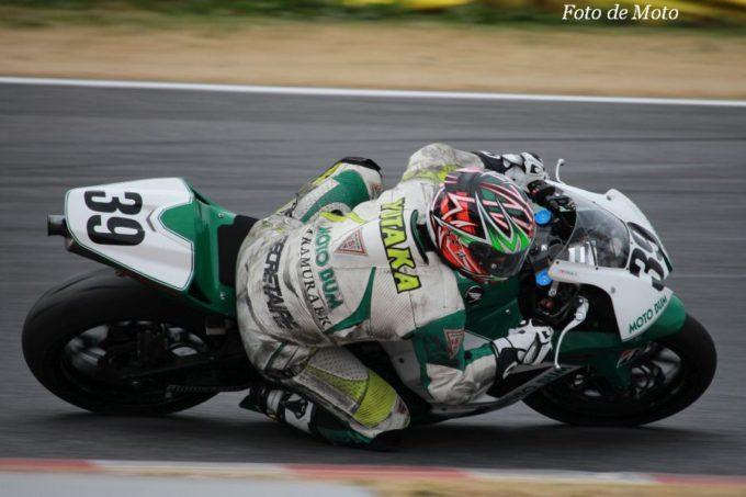 ST600(I) #39 MOTO BUM HONDA 中村 豊 Honda CBR600RR