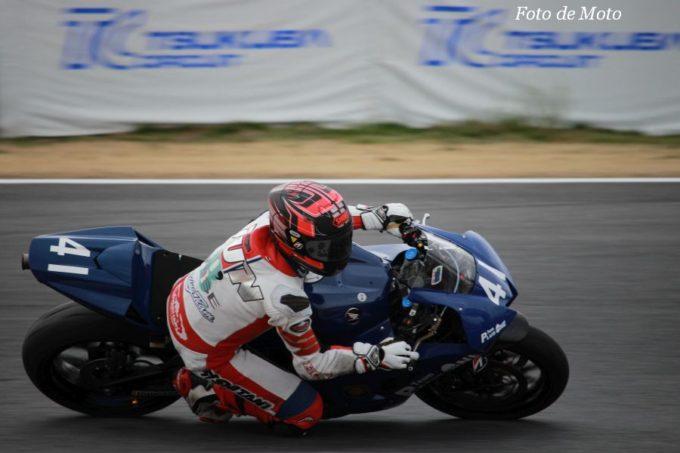 ST600(I) #41 TeamPLUSONE 田所 隼 Honda CBR600RR
