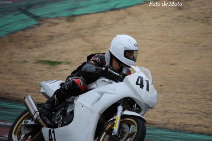 JP250(Nat) #41 エクセルRT 原田 祐嗣 Honda VTR