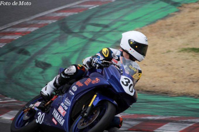 JP250(Nat) #30 伊藤レーシングGMD鈴鹿 前田 龍哉 Yamaha YZF-R25