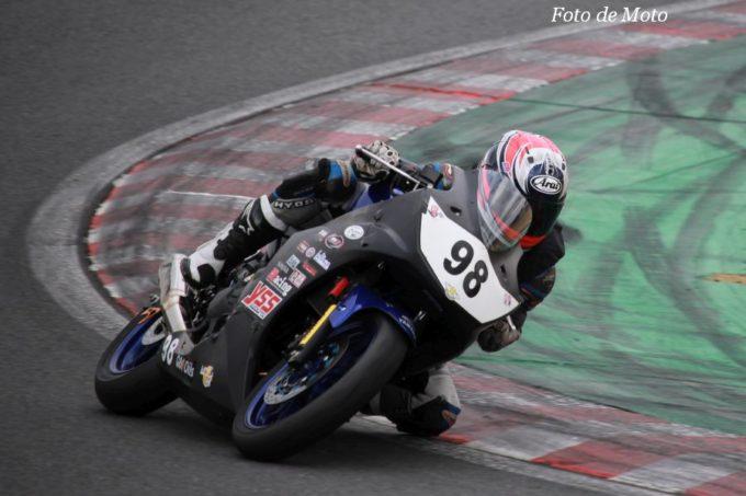 JP250(Nat) #98 T·F·W&JAM+Realize 道岡 嵩裕 Yamaha YZF-R25