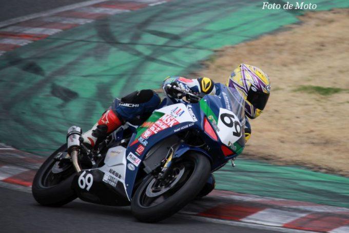 JP250(Nat) #69 AAA+MSK+WM+az+iwai+T.Pro 薄井 徹也 Honda CBR300R