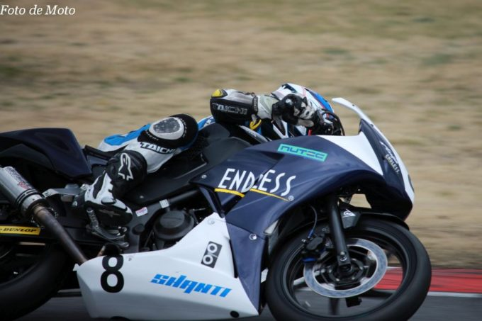 JP250(Nat) #8 ENDLESS TEAM SHANTI 藤平 康人 Honda CBR300R