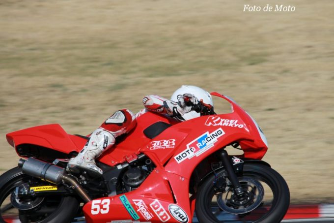 CBR250R #53 モトレーシング&KYOEI 佐々木 將旭 Honda CBR250R