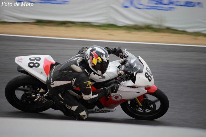 CBR250R #88 清水 大樹 Honda CBR250R