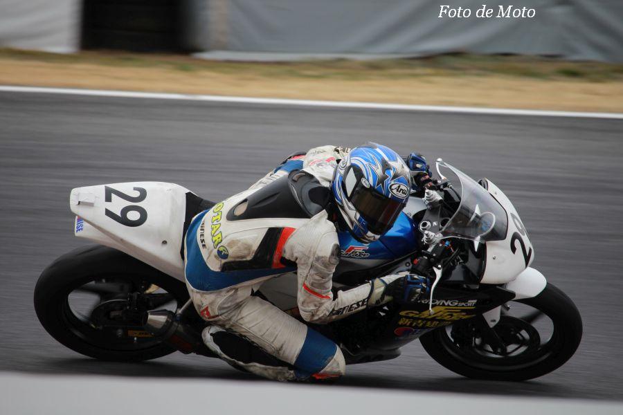 CBR250R #29 ファイヤーガレージ 梅田 虎太郎 Honda CBR250R
